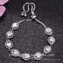 bijoux de mode 2018 bracelet extensible zircon cristal pierre bijoux vintage bracelet