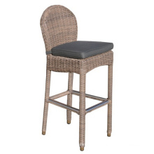 Garden Rattan Wicker Outdoor Furniture Set Bar Chair Stool
