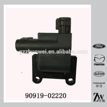 Bobine d'allumage 4 ports pour CHEVROLET HYUNDAI TOYOTA 90919-02220