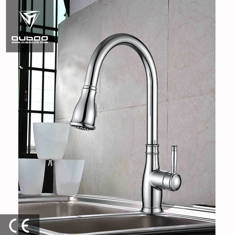 pull out sink mixer tap
