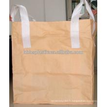 Acceptez la commande faite sur commande et le sac jumeau de polypropylène d'usage industriel d'agriculture