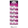 OEM AG0- AG13 Alkaline button cell battery 10pcs/blister