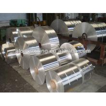 Bobine en aluminium pour condensateur