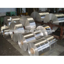 Bobina de alumínio para capacitor