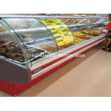 Ice Cream Supermarket Projects Frige Equipments For Fruits