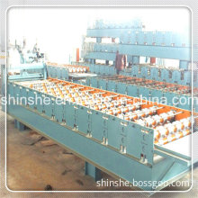 Trapezoidal Sheet Roofing Sheet Roll Forming Machine