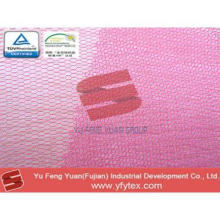 Embroidered Mesh Fabric for Lining fabric with 100% polyester