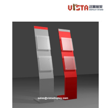 A4 Brochure Exhibition Leaflet Magazine Display Stand
