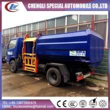Small Hanging Barrel Garbage Truck for Sale