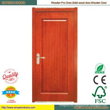 Puerta de garaje puerta puerta Mat PVC cristal