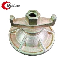 construction Farmwork Tie Rod Swivel Wing Nut Plate