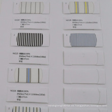 hilo de espina 100% cupro para el forro de la manga del traje hecho en China