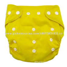 Adult cloth diaper, customized logos and designs are accepted