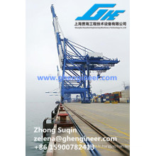 Grue portuaire pour grue de chargement et déchargement de conteneurs
