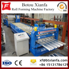 factory customized for Sheet Metal Roll Forming Machine Roofing Tiles Sheets Making Machine export to Bouvet Island Manufacturers