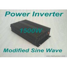 Onde sinusoïdale modifiée de 1500 watts / onduleurs DC à CA