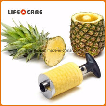 Stainless Steel and Plastic Pineapple Slicer