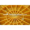 Suministro Directo de Fábrica Redondo Solar Plástico Velocidad Hump