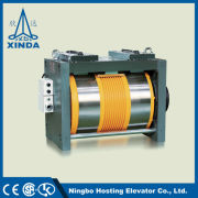 Elevator Part Traction Electric Motor Machine For Gearless Elevator Accessories