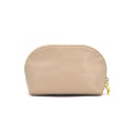 Lady Women Pu Leather Makeup Bag Bolso cosmético