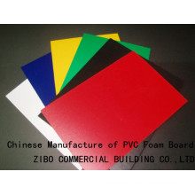 Colorful PVC Foam Sheet for Advertisement, Professional Screen Printing, Engraving, Billboard, Exhibition Display