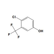 4-Chloro-3- (trifluorométhyl) Phénol N ° CAS 6294-93-5