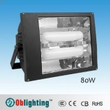 IP65 induction flood lamp 40W&80W