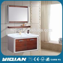 Meubles de salle de bains en vannes miroir miroir en inox
