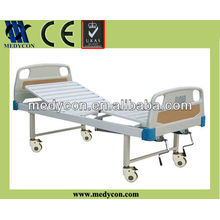 steel double crank bed for hospital furniture