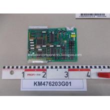KONE Elevator TMS600 CPU Board KM476203G01