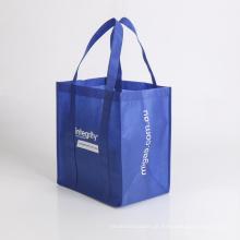saco de compras dobrável saco não tecido