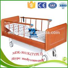Adjustable Electric nursing home bed hospital bed