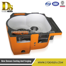 Marketing plan new product casting iron machinery parts new items in china market