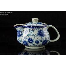 500ccm Topf Keramik-Teekanne mit rostfreiem Einsatz
