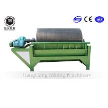 Máquina magnética seca permanente para separar material no metálico / chatarra