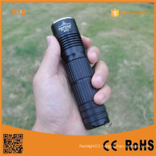 F15 Hot Sale Portable Aluminum Smart Xmlt6 LED Ipx7 Waterproof Tactical Torch