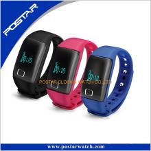 Reloj inteligente Smart Assurance Assurance de Human Health Bracelet con color caramelo