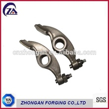 Drop forged motorcycle rocker arm for CB150