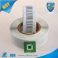 EAS rf soft label 8.2Mhz for supermarket/anti theft tag