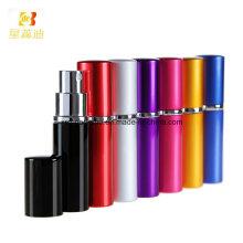 Botella de aluminio del aerosol del perfume del tubo de 5ml 10ml 15ml
