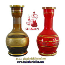 Medium Size Hottest Shisha Glass Hookah Vase
