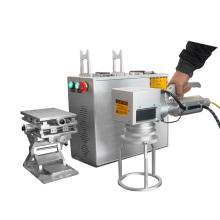High precision 20w portable CNC diode fiber Laser marking Machine