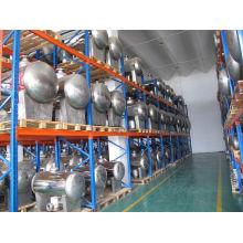 Intelligent Horizontal Stainless Steel Tanks Water Supply Equipment