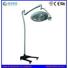 Instrumental quirúrgico Standby Shadowless Luz fría Luz de emergencia ajustable