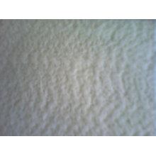 Filtro de fibra de vidrio perforado con aguja Fieltro utilizado para fabricar bolsas colectoras de polvo de fibra de vidrio de alta temperatura