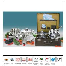 Stainless Steel 18PCS Kitchenware Set