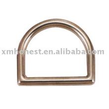 D shape ring