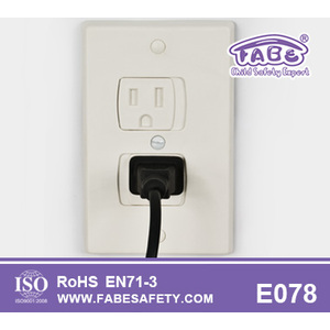 Child Safety Electrical Outlet Cover Plates