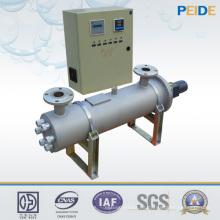 Esterilizador UV Filtro de Agua Equipo de Descalcificación Planta de Tratamiento de Agua