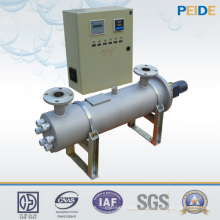 Esterilizador de Desinfección con Agua UV Maquinaria de Planta de Agua Mineral Costo